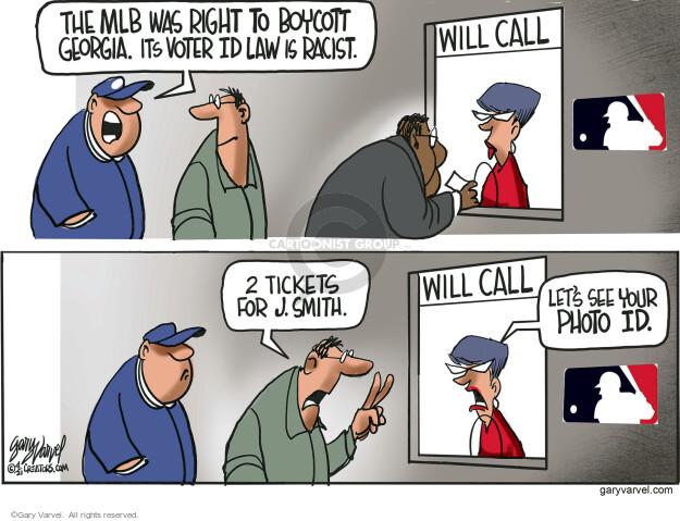 Gary Varvel  Gary Varvel's Editorial Cartoons 2021-04-05 Gary