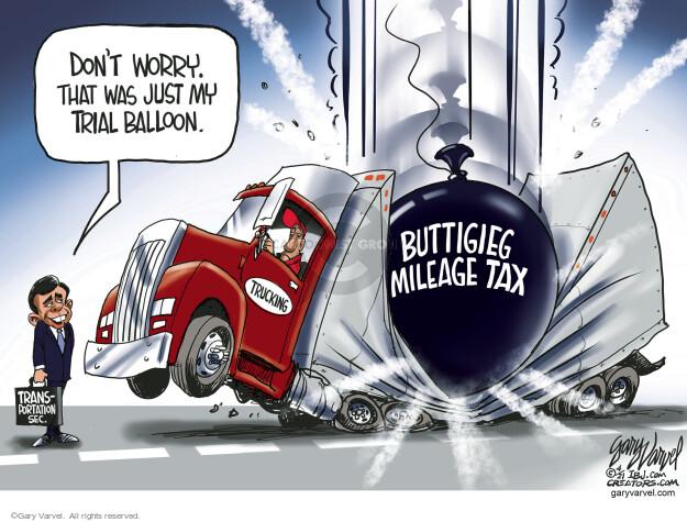 Gary Varvel  Gary Varvel's Editorial Cartoons 2021-04-08 infrastructure plan