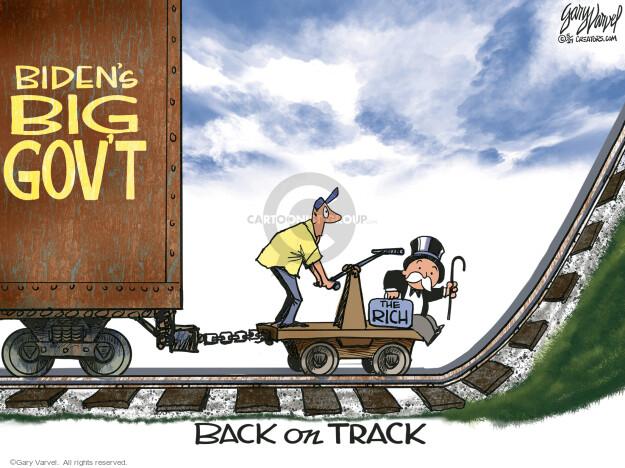Gary Varvel  Gary Varvel's Editorial Cartoons 2021-05-04 Gary