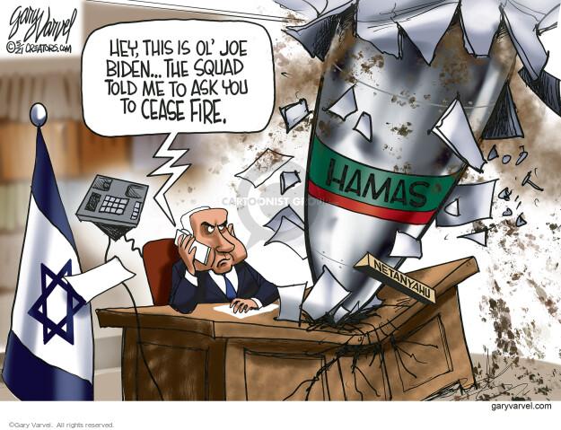 Gary Varvel  Gary Varvel's Editorial Cartoons 2021-05-19 president