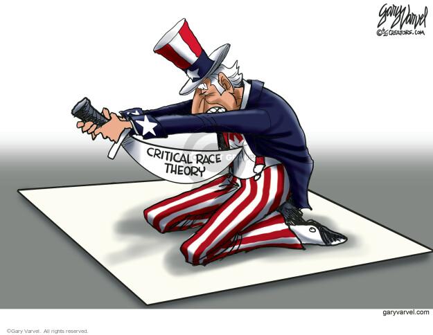 Gary Varvel  Gary Varvel's Editorial Cartoons 2021-06-22 race