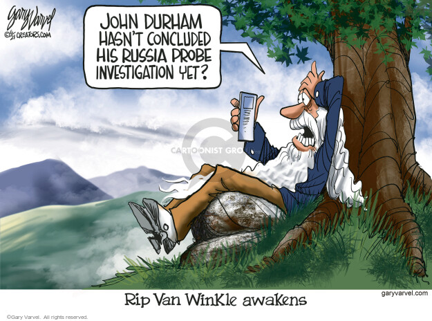 Gary Varvel  Gary Varvel's Editorial Cartoons 2021-06-27 Presidency