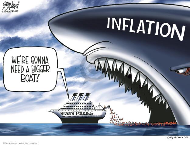 Gary Varvel  Gary Varvel's Editorial Cartoons 2021-07-15 Presidency