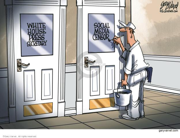 Gary Varvel  Gary Varvel's Editorial Cartoons 2021-07-19 Gary