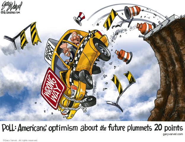 Gary Varvel  Gary Varvel's Editorial Cartoons 2021-07-27 Presidency