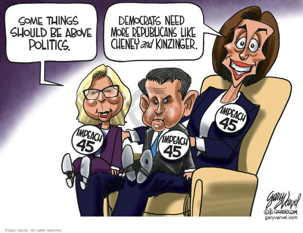 Gary Varvel  Gary Varvel's Editorial Cartoons 2021-07-28 congressional