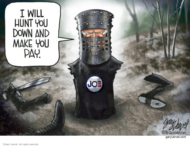 Gary Varvel  Gary Varvel's Editorial Cartoons 2021-08-28 foreign policy