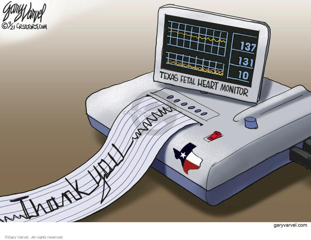 Gary Varvel  Gary Varvel's Editorial Cartoons 2021-09-07 rights