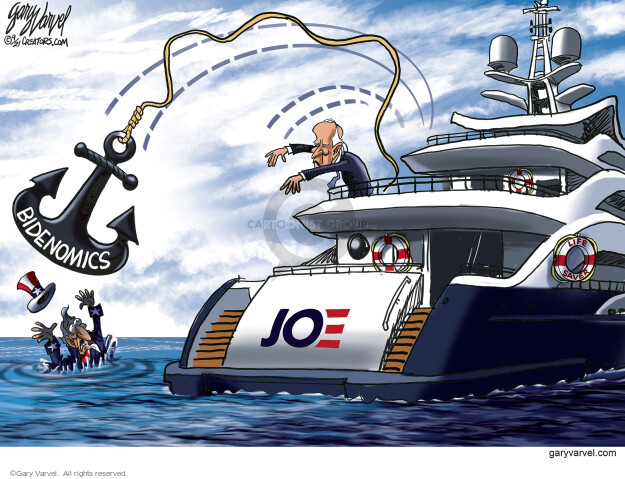 Gary Varvel  Gary Varvel's Editorial Cartoons 2021-09-08 Joe Biden
