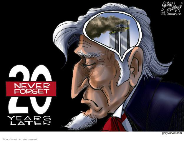 Gary Varvel  Gary Varvel's Editorial Cartoons 2021-09-11 2001