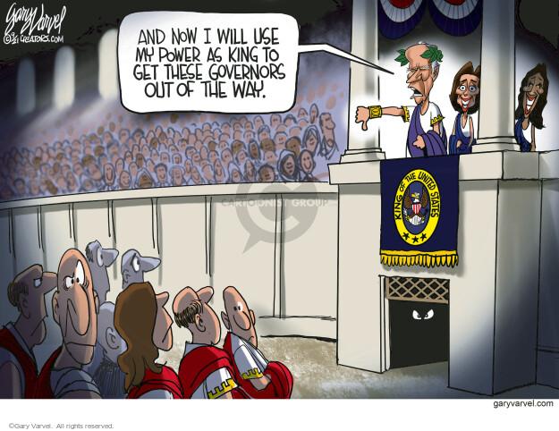 Gary Varvel  Gary Varvel's Editorial Cartoons 2021-09-13 Joe Biden