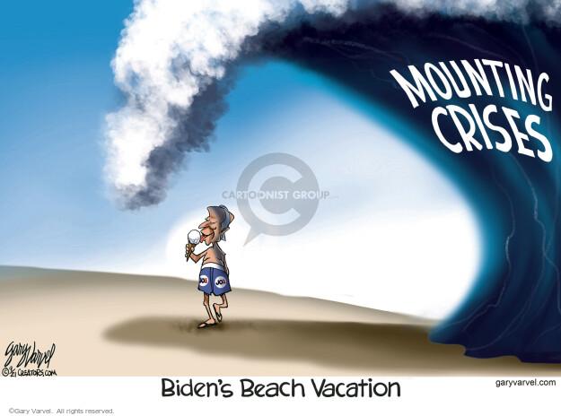 Gary Varvel  Gary Varvel's Editorial Cartoons 2021-09-20 Joe Biden