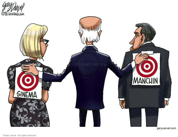 Gary Varvel  Gary Varvel's Editorial Cartoons 2021-10-05 Joe Biden