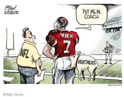 Cartoonist Gary Varvel  Gary Varvel's Editorial Cartoons 2007-07-20 abuse