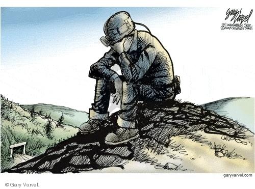 Cartoonist Gary Varvel  Gary Varvel's Editorial Cartoons 2007-08-18 tragedy