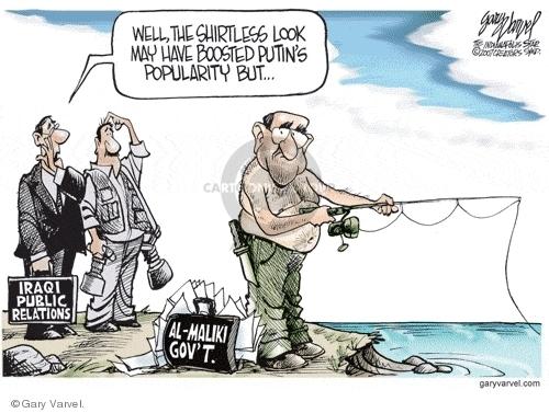 Gary Varvel  Gary Varvel's Editorial Cartoons 2007-08-24 appearance