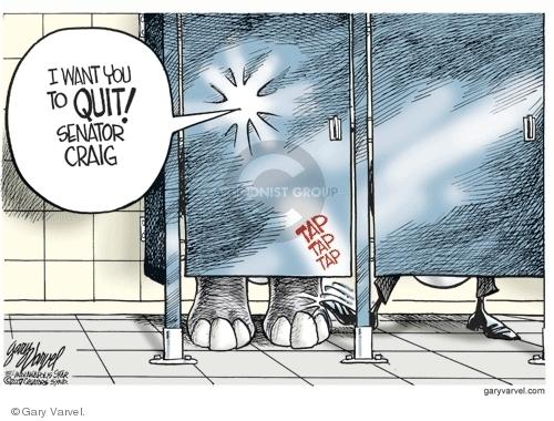 Gary Varvel  Gary Varvel's Editorial Cartoons 2007-08-31 sex