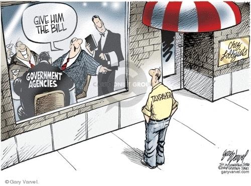 Cartoonist Gary Varvel  Gary Varvel's Editorial Cartoons 2007-09-02 budget