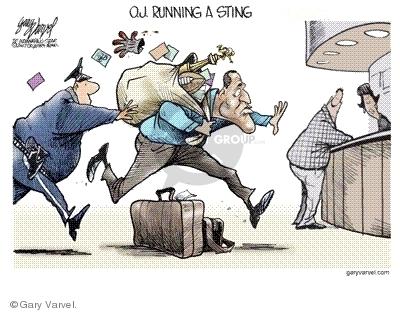 Cartoonist Gary Varvel  Gary Varvel's Editorial Cartoons 2007-09-18 Las Vegas