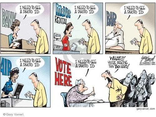 Cartoonist Gary Varvel  Gary Varvel's Editorial Cartoons 2007-09-27 hard