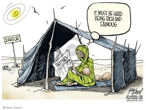 Cartoonist Gary Varvel  Gary Varvel's Editorial Cartoons 2007-10-05 hard