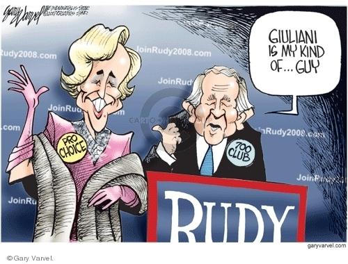 Cartoonist Gary Varvel  Gary Varvel's Editorial Cartoons 2007-11-09 mayor