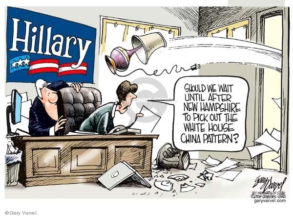 Cartoonist Gary Varvel  Gary Varvel's Editorial Cartoons 2008-01-07 house