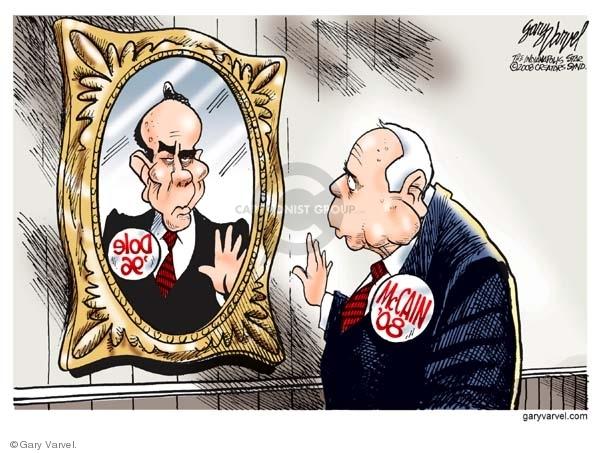 Gary Varvel  Gary Varvel's Editorial Cartoons 2008-01-08 1996 election