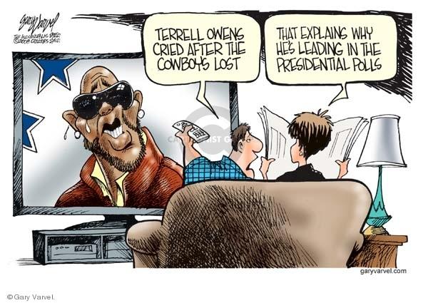 Gary Varvel  Gary Varvel's Editorial Cartoons 2008-01-17 off