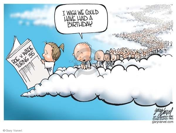 Gary Varvel  Gary Varvel's Editorial Cartoons 2008-01-23 pro-life