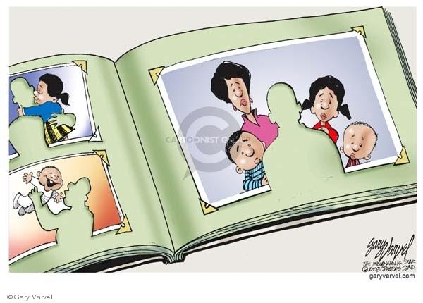 Cartoonist Gary Varvel  Gary Varvel's Editorial Cartoons 2008-01-30 African-American