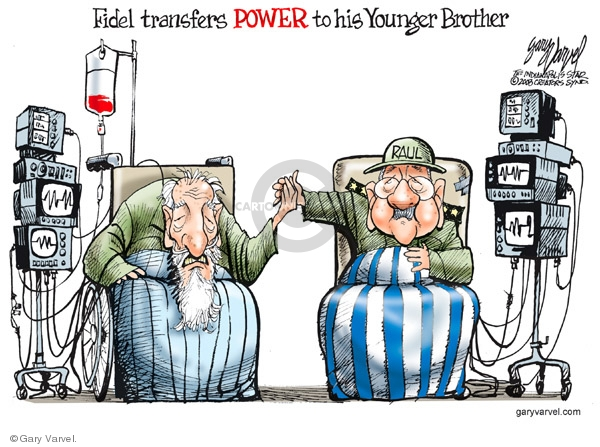 Gary Varvel  Gary Varvel's Editorial Cartoons 2008-02-20 hospital