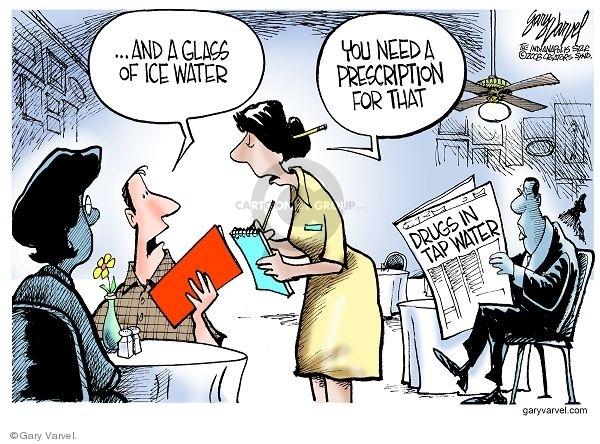 Gary Varvel  Gary Varvel's Editorial Cartoons 2008-03-13 medication