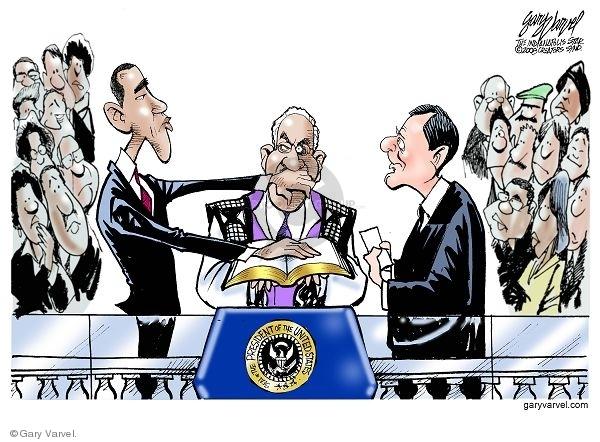 Gary Varvel  Gary Varvel's Editorial Cartoons 2008-03-15 criticism