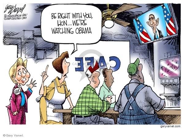 Cartoonist Gary Varvel  Gary Varvel's Editorial Cartoons 2008-03-20 civil
