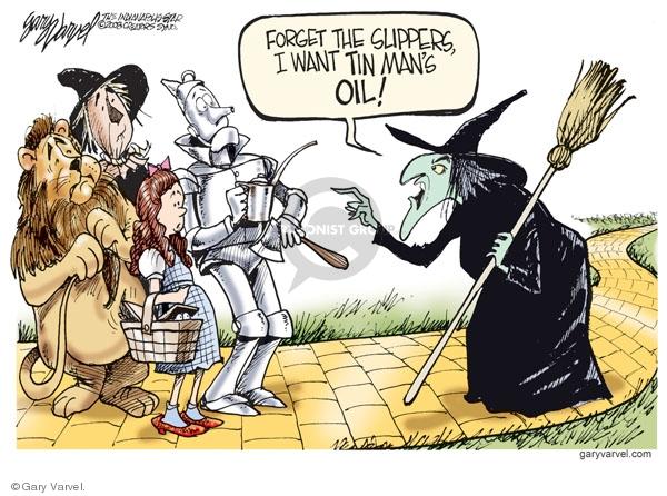 Cartoonist Gary Varvel  Gary Varvel's Editorial Cartoons 2008-05-12 light