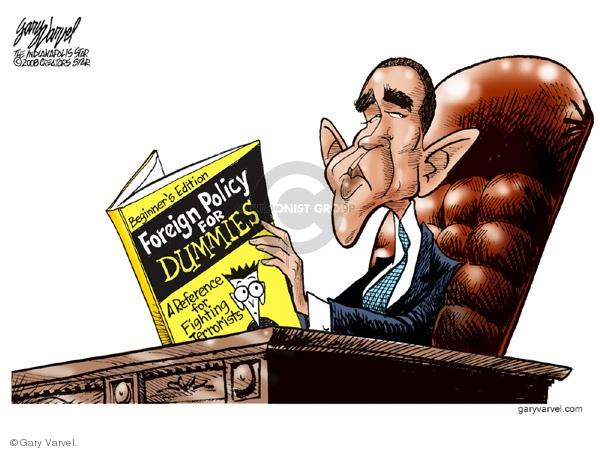 Gary Varvel  Gary Varvel's Editorial Cartoons 2008-05-27 policy