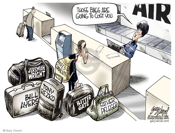 Cartoonist Gary Varvel  Gary Varvel's Editorial Cartoons 2008-06-06 airline