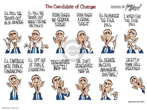 Gary Varvel  Gary Varvel's Editorial Cartoons 2008-07-14 pull