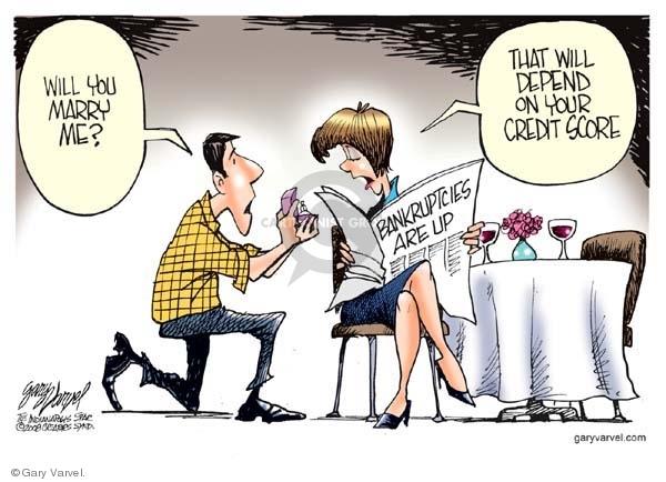 Cartoonist Gary Varvel  Gary Varvel's Editorial Cartoons 2008-09-03 marriage