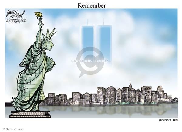 Gary Varvel  Gary Varvel's Editorial Cartoons 2008-09-10 2001