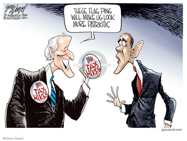 Gary Varvel  Gary Varvel's Editorial Cartoons 2008-09-23 Joe Biden