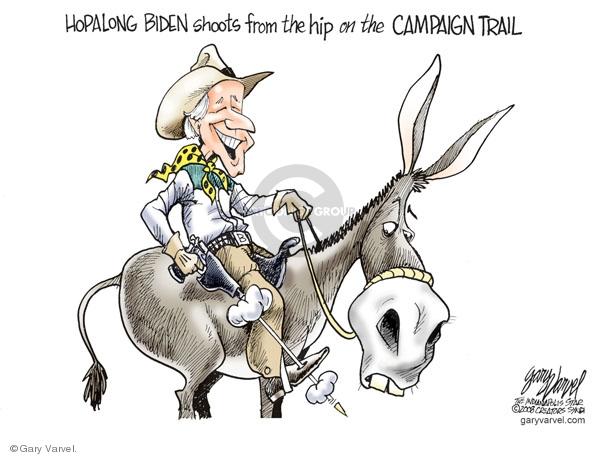 Gary Varvel  Gary Varvel's Editorial Cartoons 2008-09-24 Joe Biden