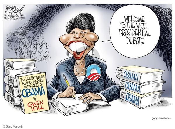Gary Varvel  Gary Varvel's Editorial Cartoons 2008-10-02 Joe Biden