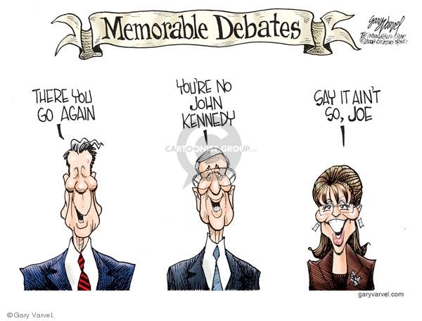 Cartoonist Gary Varvel  Gary Varvel's Editorial Cartoons 2008-10-05 Jack
