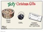 Cartoonist Gary Varvel  Gary Varvel's Editorial Cartoons 2008-12-08 fruit