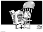 Cartoonist Gary Varvel  Gary Varvel's Editorial Cartoons 2009-02-09 2009