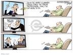 Cartoonist Gary Varvel  Gary Varvel's Editorial Cartoons 2009-03-20 championship