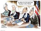 Cartoonist Gary Varvel  Gary Varvel's Editorial Cartoons 2009-05-01 human