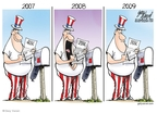 Cartoonist Gary Varvel  Gary Varvel's Editorial Cartoons 2009-09-03 2008